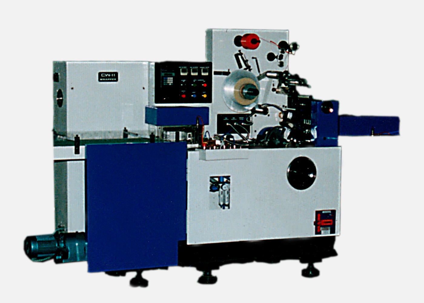 General Purpose Overrrapping Machines