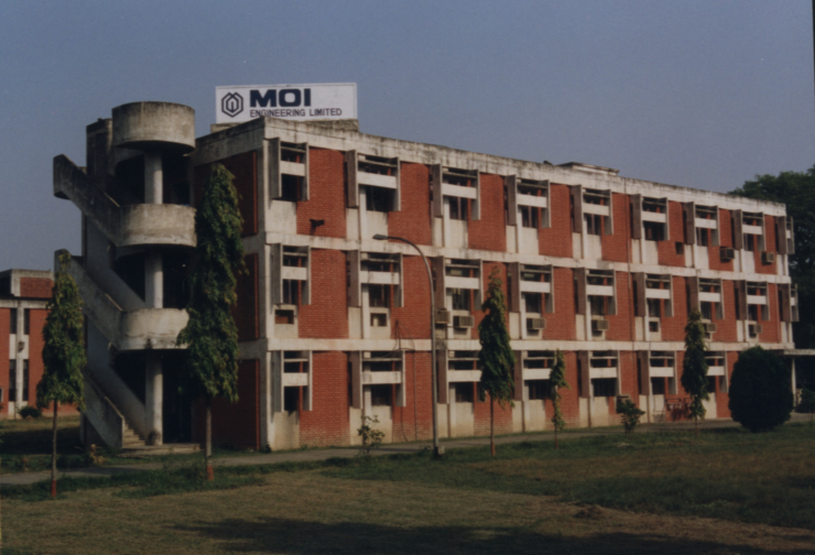 MOI ENGINEERING Limited - Building