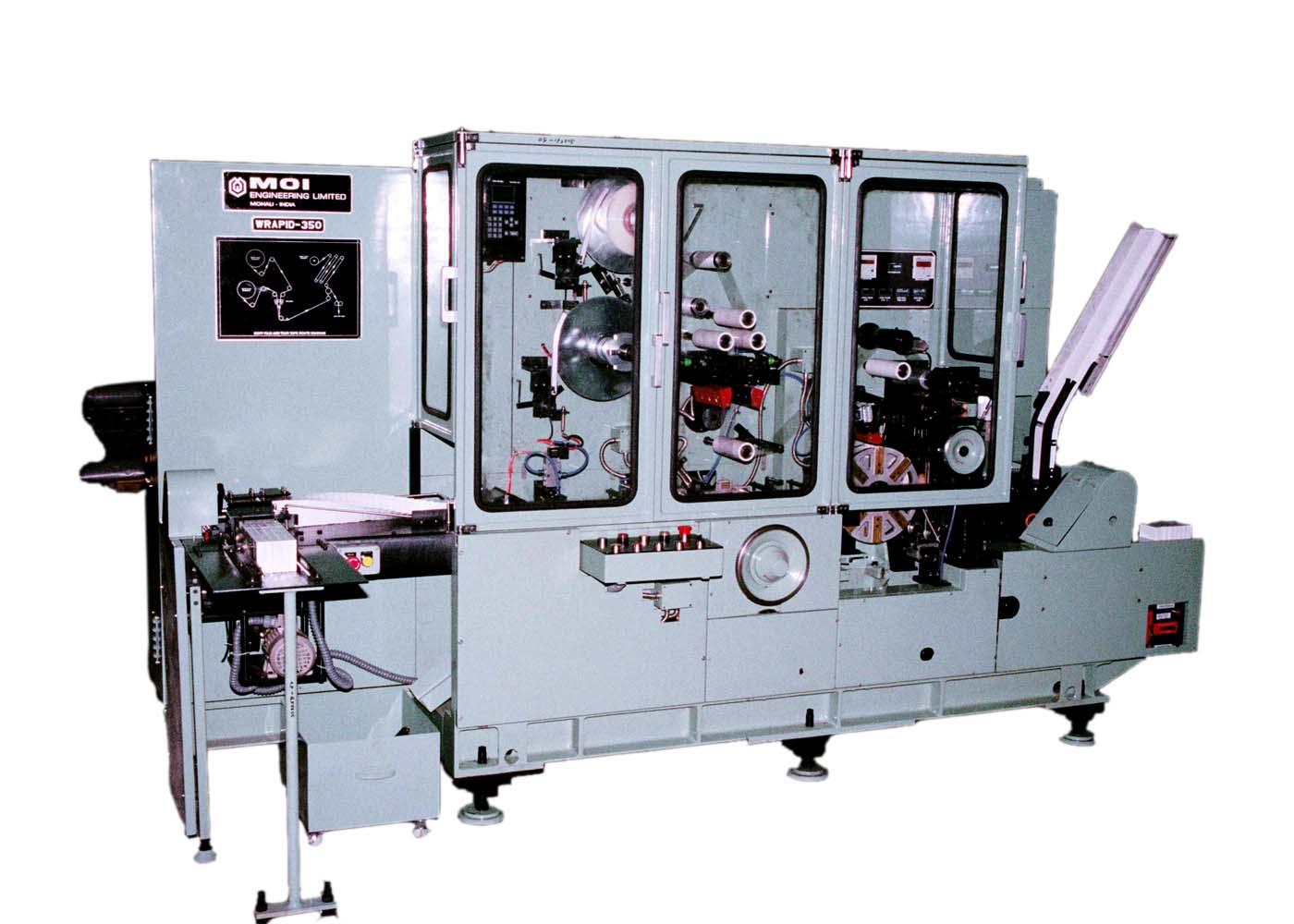 WRAPID 350  Machine